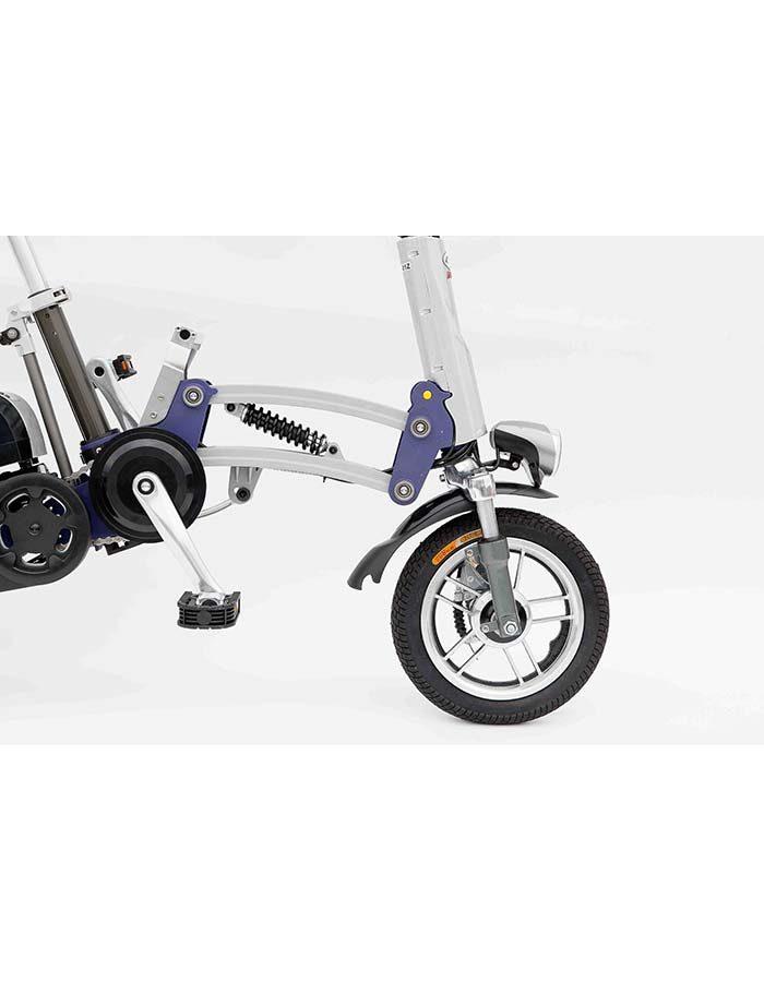 bicicletta elettrica giorgio notari e-one