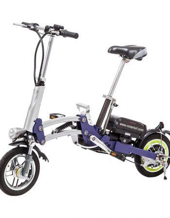 bicicletta elettrica pieghevole pedalata assistita e-one