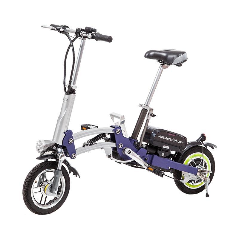 Bicicletta elettrica pieghevole con pedalata assistita E-One