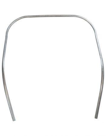 bordo scudo alluminio