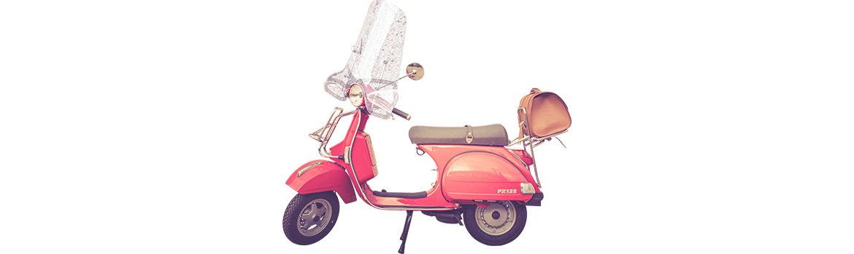 borse in cuoio scooter