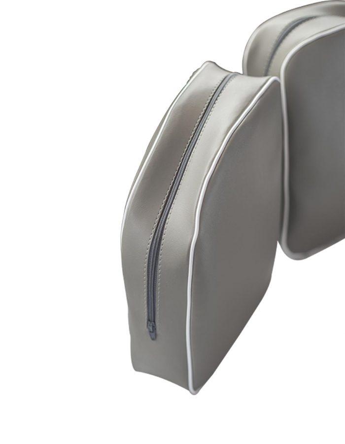 borsette scudo interno cerniera