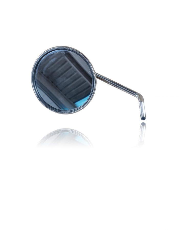Specchietto Retrovisore Vespa Cromato per Bordo Scudo 610002M