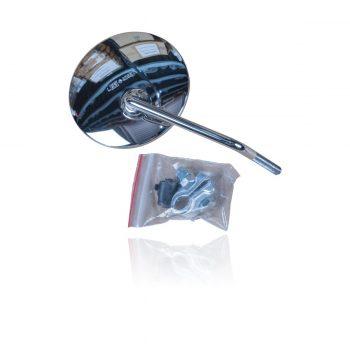 Specchietto Retrovisore Vespa Cromato per Bordo Scudo [REAR] 610002M