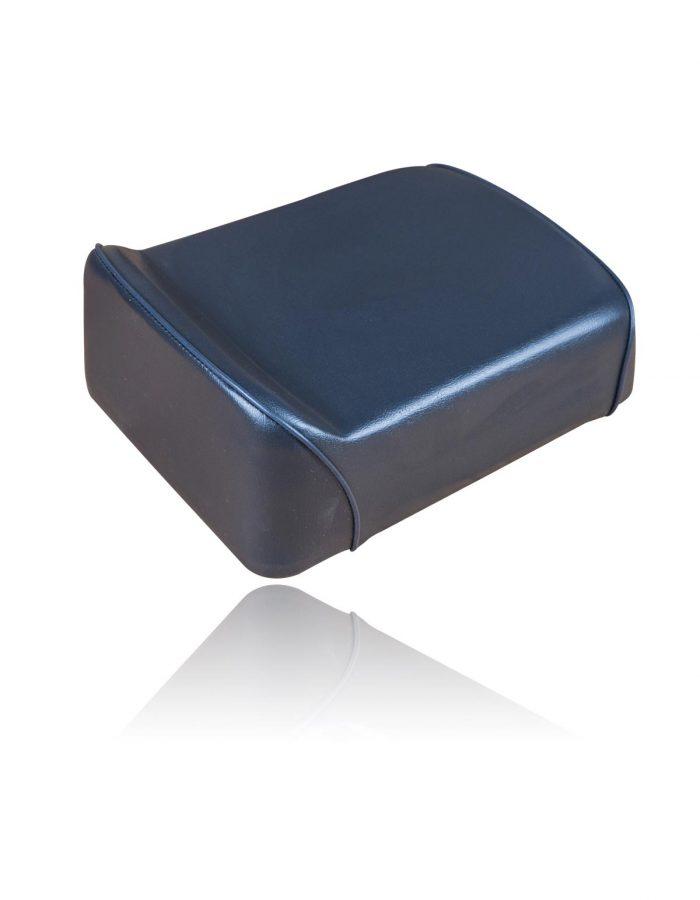 cuscino posteriore blu scuro 084873