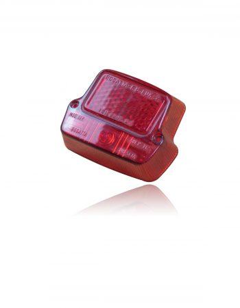 plastica fanalino posteriore vespa 50 1a serie 078715