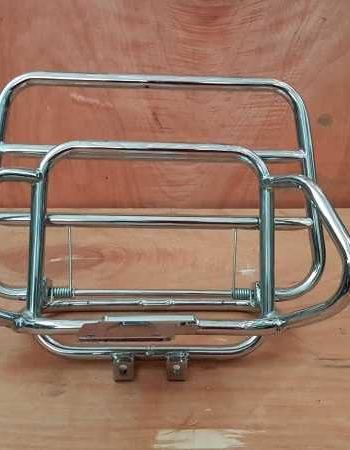 Portapacchi posteriore cromato Vespa ET