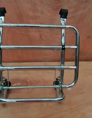 Portapacchi anteriore cromato per Vespa PX (tutti i modelli)