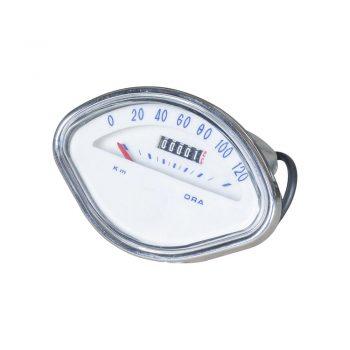 098473 contachilometri completo adattabile km 120 vespa 150 gs